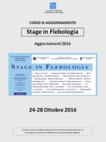 Stage in Flebologia